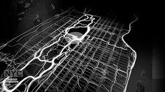 Nike data, visualizing New York City runs