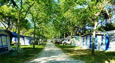 La zona Campeggio. #numanablu #numanablucampingvillage #vacanze #holidays #camping #campsite #villaggio #bungalow #campingvillage #numana #Marche #Italy #destinazionemarche #destinazioneconero