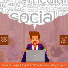 Content Length A Key To SEO/Content Marketing Success - #iseou #ContentMarketing, #DigitalMarketing, #Google, #Keywords, #LinkBuilding, #SearchEngine, #SEO, #SEOTips, #SocialMedia, #SocialMediaMarketing, #Website - http://www.iseou.us/content-length-key-seocontent-marketing-success/