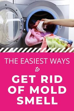 Mold can be a challenge to manage because it gets into everything! Plus, it's not only bad for your health, but also smells bad. Find out how to get rid of mold smell using either natural or commercial products. #mold #cleaningtips #carpetmold #cleaningmold #housemold #blackmold Oven Cleaning Hacks, Cleaning Mold, Deep Cleaning Tips, Cleaning Recipes, House Cleaning Tips, Get Rid Of Mold, How To Get Rid, Bedroom Organization Diy, Best Cleaning Products