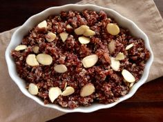Check out this healthy red quinoa recipe and more on Soup Bowl Recipes! www.soupbowlrecipes.wordpress.com