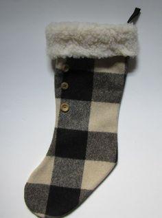 Wool Christmas Stock