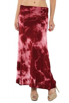 Tie Dye Skirt #wholesale #maxi #clothing #fashion #summer #love #ootd #wiwt #shorts #skirts #dresses #tanks
