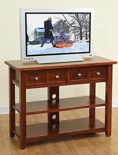 Add Cord Management And/or DVD Drawers To Many Sofa Tables|50