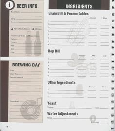 Beer Book Month: A Sneak Peek of The Homebrew Journal
