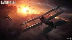 Battlefield 1 Gameplay Trailer EA Released For GamesCom Trailer, It Looks Fantastic!
