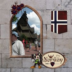 Norway - Page 4 - MouseScrappers.com