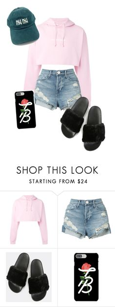 """""""Tessa brooks"""" by gracibrasuell ❤ liked on Polyvore featuring F.A.M.T., 3x1 and Brooks"""