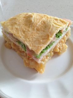 Twitter / ActinaV: Tortilla rellena ;-))) ...