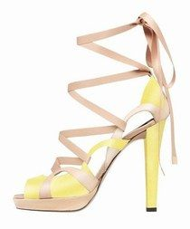 Diego Dolcini: Leather and nubuck sandal