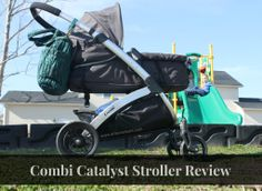 """""""Out of all the strollers I have tried or owned, this one is my favorite and my husband feels the same way.""""  Head on over to Arts and Crackers to read a great review of the Catalyst! http://artscrackers.com/2014/03/13/my-favorite-stroller-so-far/"""