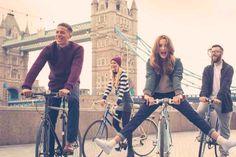 Campaign-For-Wool-Bike-Ride-2014. Wool Week