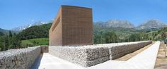 Picos de Europa Visitor Centre, Cantabria- Capilla Vallejos Architects