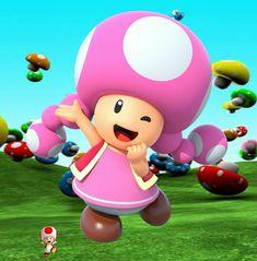 Super Mario Art, Toad, Mario Bros, Princess Peach, Cool Girl, Nintendo, Victoria, Games, Friends