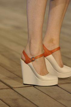 Véronique Leroy S/S 2012, Paris Fashion Week