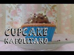 Receita: Cupcake Napolitano - YouTube