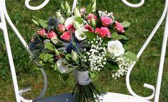 France Fleurs bouquet English touch