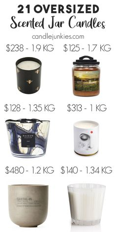 Sometimes a regular sized candle just isn't enough. If you've got a big space to fill your gonna need something bigger. Jar Candles, Scented Candles, Candles Online, Ranges, Wicked, Home Improvement, Fragrance, Space, Luxury