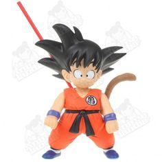 Goku Criança Action Figure