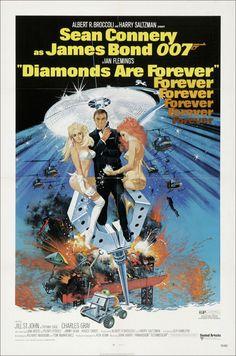 Diamantes para la eternidad (Diamonds are forever, 1971, Guy Hamilton)