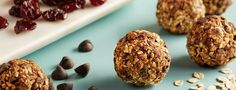 These chocolate chip treats are so yummy that I call them bliss balls. They are so delicious that it's nearly impossible to stop at one and even difficult to stop at two. I suggest you make a double batch to...  Read more