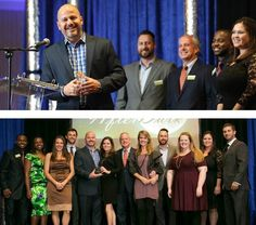 Gainesville Area Chamber of Commerce 2015 Business of the Year Awards!