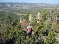 PR-TE 73: Castillo del Cid (Fortanete -Teruel-)