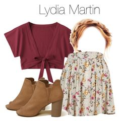 81714e160 12 Best Lydia Martin outfits images