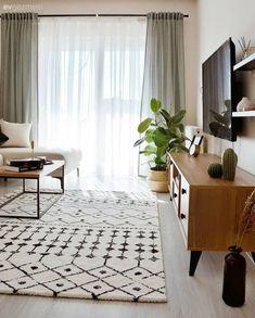 Living Room Decor, Bedroom Decor, Wall Decor, Decor Room, Living Comedor, Inside Design, Home And Deco, Home Furnishings, Home Furniture