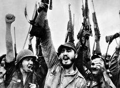 Hoy, 31 de diciembre, en 1958, en Cuba, el dictador Batista huyó tras el golpe de Estado de los revolucionarios de Fidel Castro.