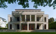 House in Münich by Kahlfeldt Architekten.