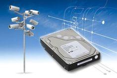 Toshiba bringt fünf TByte große Festplatte für Videoüberwachungssysteme heraus