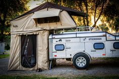 Cascadia Vehicle Tents is the leader in roof top tents and camping accessories. Choose from a variety of options for car, SUV or truck camping. Truck Camping, Camping Life, Roof Top Tent, Extra Rooms, Camping Accessories, Recreational Vehicles, Traveling, Dogs, Photos
