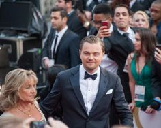 Oscar®-nominated actor Leonardo DiCaprio arrives for the live ABC Telecast of The 86th Oscars® at the Dolby® Theatre on March 2, 2014 in Hollywood, CA. credit: Heather Ikei / ©A.M.P.A.S.