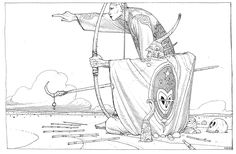 Jean Giraud – The Time Masters   Graphicine