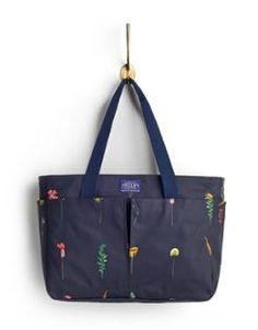 CARRIE Womens Large Canvas Shoulder Bag