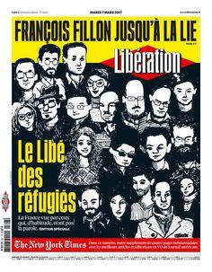Libération - Mardi 7 Mars 2017 - N° 11132