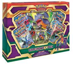 $20.00 - Garchomp EX Box Set