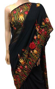 buy Sarees, Buy Latest collection of Saris Online in India Georgette Sarees, Handloom Saree, Silk Sarees With Price, Lehenga Online, Saree Models, Fancy Sarees, Designer Sarees, Embroidery Ideas, Cotton Saree