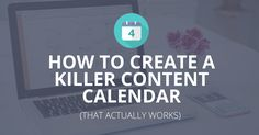 Content Calendars Are Dope I'm going to be blunt. If you're doing online marketing in 2015 and you don't have a content calendar, you're probably not capitalizing on your efforts. So what exactly is a content calendar and why the heck do you even need one? If you've