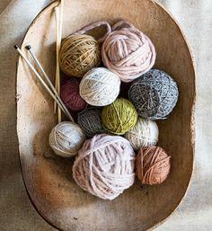 knitting bowl