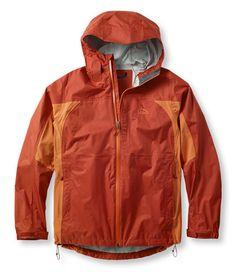 Men's Cloudburst Rain Jacket   Free Shipping at L.L.Bean