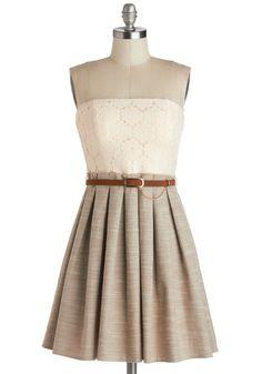 Backstage Beauty Dress, #ModCloth