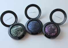 Mac mineralized eyeshadows