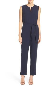 Vince Camuto Jumpsuit (Regular & Petite) available at #Nordstrom