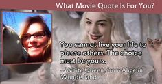 What Movie Quote Is For You?