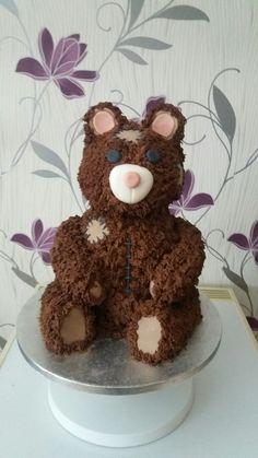 Teddy Bär Torte