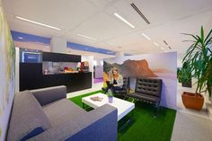 Vibrant NTI Head Office in Leiden, Holland by Liong Lie Architects | http://www.designrulz.com/design/2014/03/vibrant-nti-head-office-leiden-holland-liong-lie-architects/