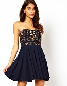 beaded spring dress....MUST HAVE