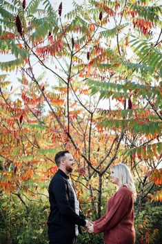 Our backyard in Mississippi Mills, ON is the perfect woodland for a romantic session Fall Engagement, Engagement Session, Engagement Photos, Early Autumn, Mississippi, Photo Sessions, Woodland, Backyard, Romantic